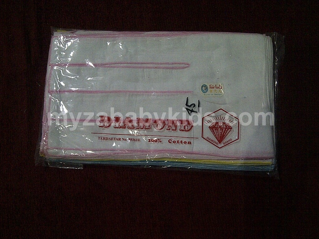 New Born Gurita Bayi (Tali) 1 pack = 12 pcs