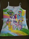 Tank Top / Singlet Karakter My Little Pony (Cotton Combed 100%)